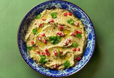 How To Make Baba Ganoush Eggplant Dip | Eat Drink Paleo