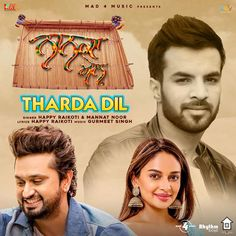 Tharda Dil by Happy Raikoti ,   Mp3 Punjabi Song Download and Listen Free Mp3 Download Websites, All Songs, Bollywood Songs, Mp3 Song, Latest Music, Lyrics, Prince, Singer, Album