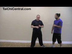Ian sinclair tai chi lesson 7 homework