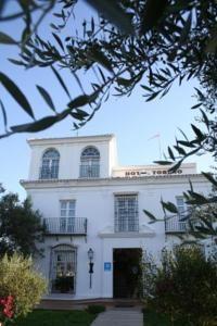 Hotel Toruño en El Rocio (Almonte - Huelva).