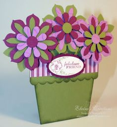 sizzix build a flower - Google Search