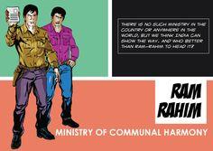 Ram-Rahim Indian Comics, Comic Character, Comic Art, Characters, Content, World, Memes, Movie Posters, Film Poster