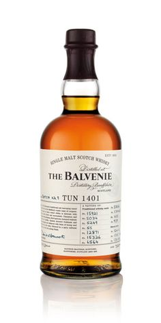 The Balvenie - Tun 1401 - Batch 9: Lots of dark fruits and sugars. Outstanding. (Denver Colorado AIDS Project 2014)