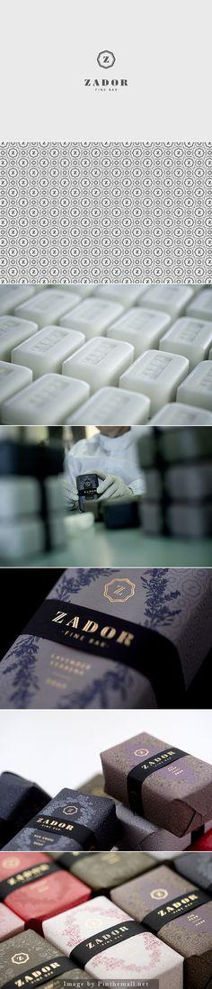Zador soap by: Eszter Laki - created