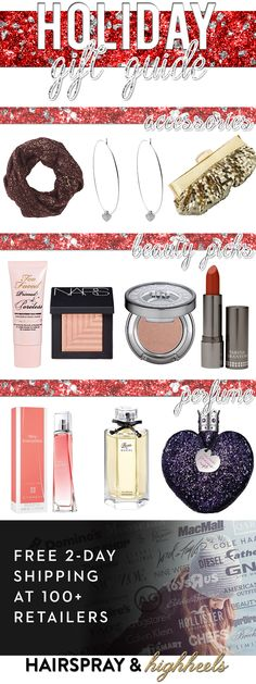Holiday Gift Guide #ad