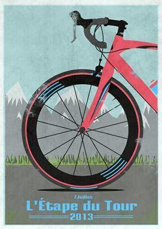 L'Etape du Tour Bike