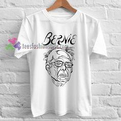 Bernie Sanders T-shirt gift Tees adult unisex custom clothing Size S-3XL //Price: $11.99  //
