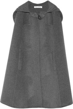 Hooded Orylagblend Cape - Lyst