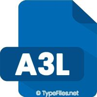 What is .A3L File Extension - An A3L is a binary Authorware 3 Library data file developed by Adobe Systems. File Information The A3L File contains v...
