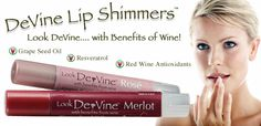 DeVine Lip Shimmers are completely natural, gluten free, and made with all the finest ingredients. Wine Flavors, Natural Moisturizer, Natural Lips, Slumber Parties, Moisturizers, Seed Oil, Pretty Face, Red Wine, Anti Aging