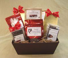 Christmas morning breakfast gift basket gift baskets vegan best seller gift basket 115 gluten free negle Gallery