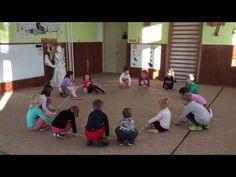 Zima - cvičení s prádelní gumou - YouTube