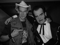 Hank III with Unknown Hinson
