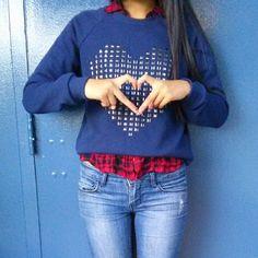 adrianne21 #Flannel lovin' #21DaysofLayers #ShopLayerRepeat #Day13 #Plaid