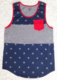 553f231d LENGTH (top to bottom, lay flat): - WIDTH (across torso, lay flat): · New American  FlagUsa ShirtBeach ShirtsCasual Shirts For MenTank Top ShirtSummer ...