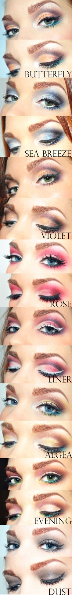 great ideas for sexy eyes
