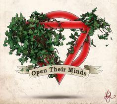 Open Their Minds, Enter Shikari