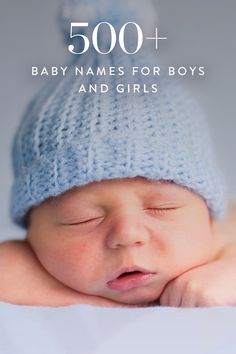 Pick one of these baby names before your friends do. Or just take 5 minutes to smother yourself in cuteness. @PureWow