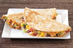 Turn Sunday's leftovers into a Mexican Chicken Quesadilla Recipe full of cheese, chicken and veggies. You'll love the Mexican Chicken Quesadilla Recipe. Kraft Foods, Kraft Recipes, Cooking Chicken To Shred, How To Cook Chicken, Chicken Meals, Chicken Recipes, Mexican Food Recipes, Dinner Recipes, Ethnic Recipes