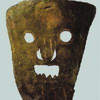 1000 year old slavic pagan mask