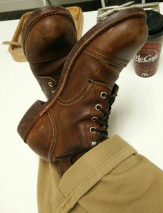 Amber Harness Iron Rangers