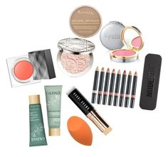 April goals by jessicadananto on Polyvore featuring beauty, La Prairie, Burberry, Bobbi Brown Cosmetics, Nudestix, Rimmel and Caudalà e