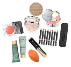April goals by jessicadananto on Polyvore featuring beauty, La Prairie, Burberry, Bobbi Brown Cosmetics, Nudestix, Rimmel and Caudalà e