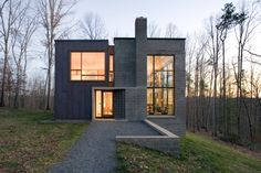 Southern Albemarle County house designed by WG Clark