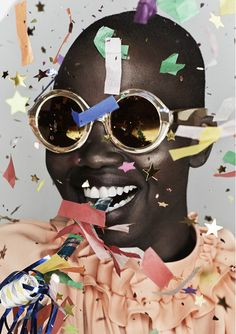 Karen Walker's Celebrate collection lookbook