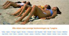 Reizen naar zonnige bestemmingen. http://www.zonnereizen.nl