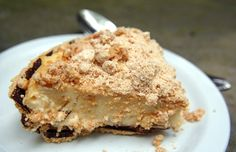 NeoHomesteading: Think of all the Worries People seem to find... (Peanut Butter Crumb Pie)