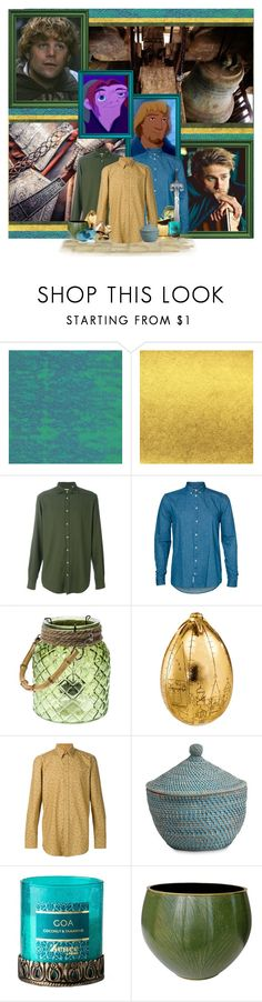 """""""All right. Okay. If you say it's a map, fine; it's a map. But if we're going to find Esmeralda, we'll have to work together. Truce?"""" by aksmasads ❤ liked on Polyvore featuring Massimo Alba, Minimum, Aspen Bay, Givenchy, men's fashion and menswear"""