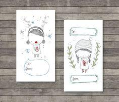 Printable: Gift Tags