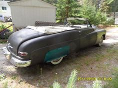 WANTED - WANTED 1951 MERCURY Steel FENDER SKIRTS | classic cars | Burnaby/New Westminster | Kijiji