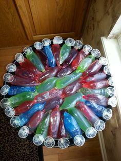 Condom jolly rancher jello shots More