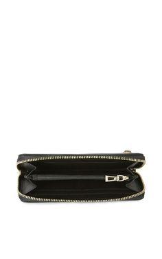 881b019a72 Karen Millen, ZIP PURSE Black Stocking Fillers, Karen Millen, Luxury Gifts,  Zip