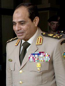 General, Sisi, Egypt