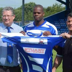 Zaror sports - The best football kit suppliers in UK, is known to be as the official kit suppliers for NUNEATON TOWN FC.