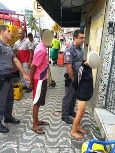 Portal de Notícias Proclamai o Evangelho Brasil: Criança de 11 anos troca tiros com a polícia após ...