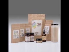 DNA Detox - AM and PM shake Tutorial