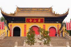 China mal anders: Jun Shan Tempel in Jiangyin