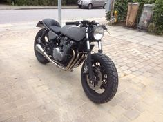 Kawasaki zephyr 550 by wrenchmonkees