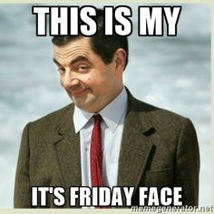 Friday face