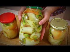 Na zimu připravuji pečené papriky - zimu paprik bez konzervantů - YouTube Pickles, Cucumber, Youtube, The Creator, Canning, Quilling 3d, Kitchen Stuff, Food, Winter Time