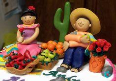 Modeling Chocolate figures