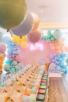 Balloon-adorned Part