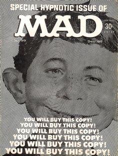 MAD Magazine Cover December 1965