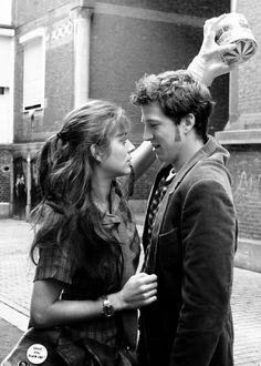 """Sophie Kowalsky (Marion Cotillard) and Julien Janvier (Guillaume Canet) in """"Love Me If You Dare"""" / Jeux d'enfants #film"""