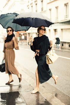{ Weekdays In Paris }   The Glamourai