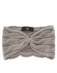 Enlarge Flouzen Alpi Tricot Head Band -- I could so make this.